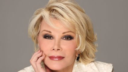 Listen - Joan Rivers Interview