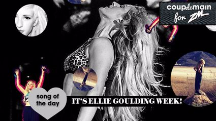 Ellie Goulding Song Of The Day - 'You My Everything'