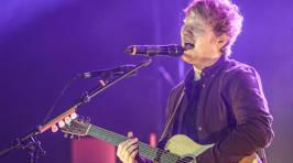 Ed Sheeran Soundcheck