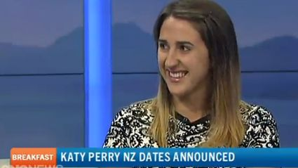 PJ Talks To Breakfast About Upcoming Katy Perry Tour