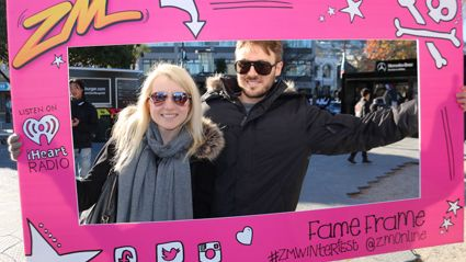 American Express Queenstown Winter Festival Fame Frame 23rd June