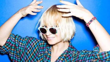 Sia Reveals New Track 'Big Girls Cry'