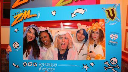 Ohakune Mardi Gras ZM Onesie Party Fame Frame Photos