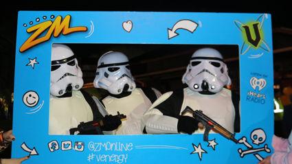Ohakune Mardi Gras Fame Frame Photos