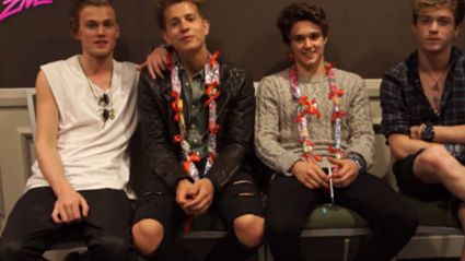 ZMTV - The Vamps Interview