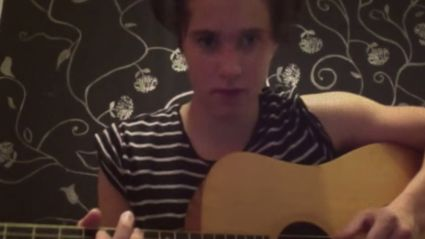 Brad From The Vamps Covers George Ezra's Budapest