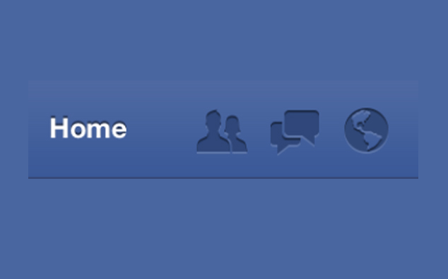 facebook icon for website