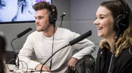 PHOTOS: Broods Live in the Studio!