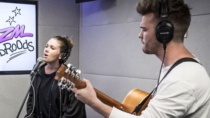 ZMTV - Broods Cover Tove Lo's 'Stay High'