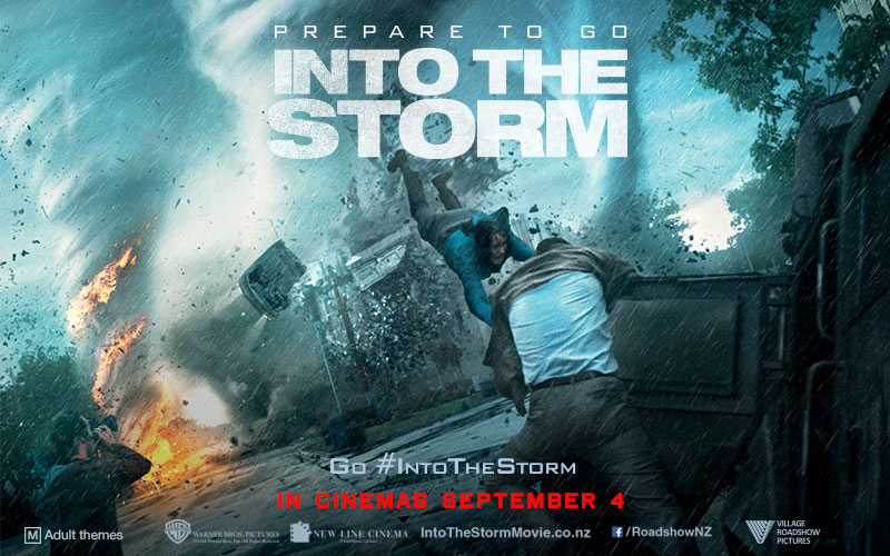 Win a Double Pass to ZM's Exclusive Movie Preview INTO THE STORM