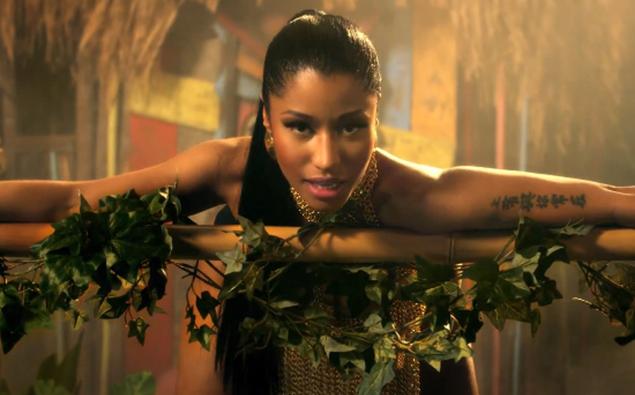 Nicki Minaj Anaconda Music Video Breaks Record ~ SPECTRONET