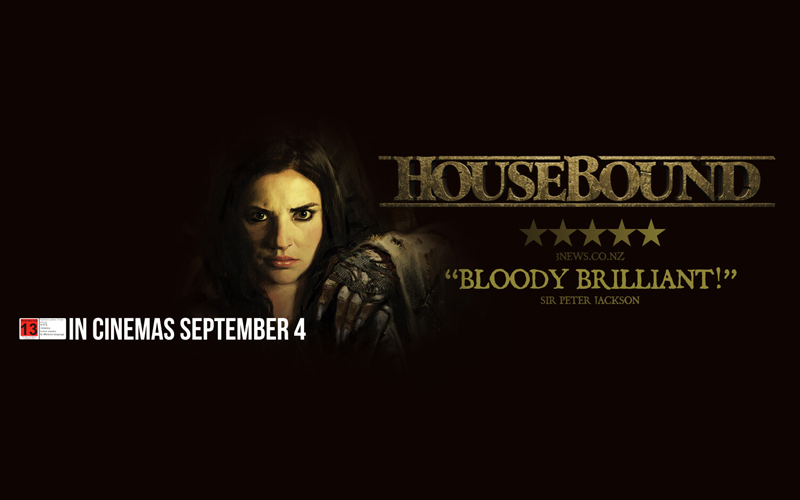 Win a Double Pass to HOUSEBOUND!