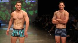 The All Blacks Hit the Catwalk For NZFW