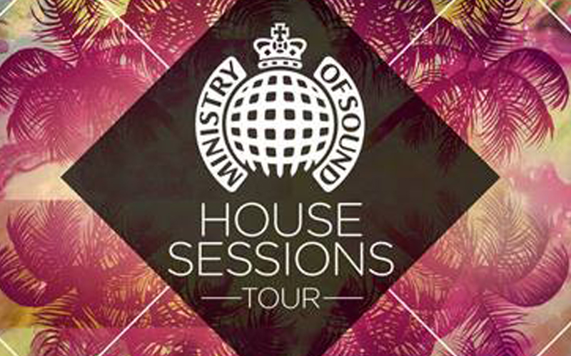 AUCKLAND - Win A VIP Booth At  The Ministry Of Sound House Sessions Tour