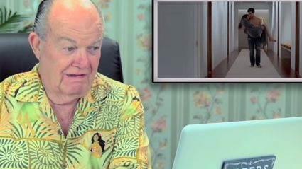 Elders React to 50 Shades of Grey Trailer
