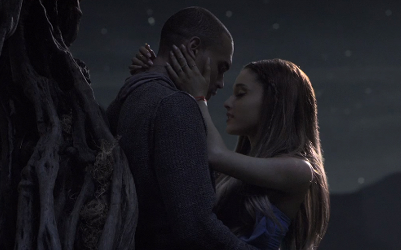 "Ariana Grande & Chris Brown's New Song ""Don't Be Gone Too Long"""