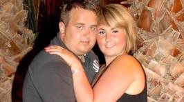 Couple's Dramatic Weight Loss For Wedding Day
