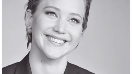 Jennifer Lawrence for Dior Fall/Winter 2015