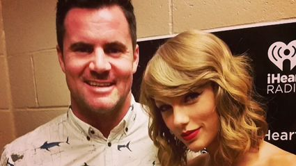 Listen - Jay Talks to Taylor Swift in Las Vegas