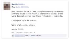 Dumb Cheaters Who Got Busted and Shamed on Facebook