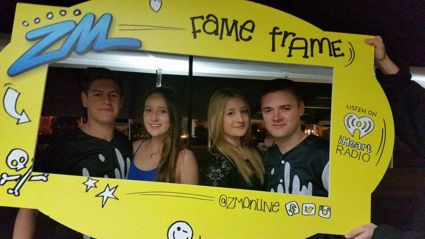 AUCKLAND - Party Crave Ft. Pauly D Fame Frame Photos - 26th September