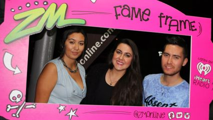AUCKLAND - Party Crave ft. Pauly D Fame Frame Photos - 27th September