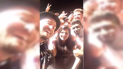 VIDEO - Fan Gets A Birthday Selfie With Justin Timberlake!