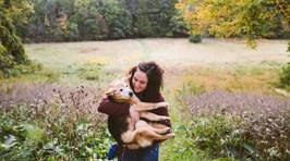 Photographer Says Goodbye to Her Dog in Heartfelt Portrait Series