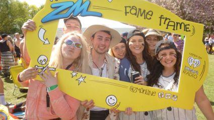 CHRISTCHURCH - UCSA Tea Party Fame Frame Photos
