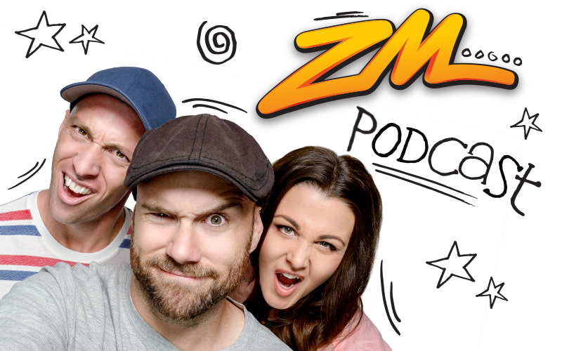 ZM's Fletch, Vaughan & Megan Podcast - October 22nd 2014