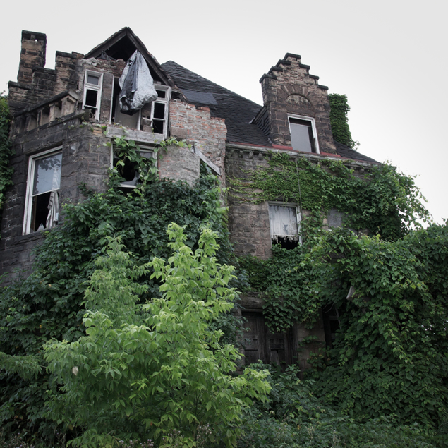 Haunted Places In Pa Halloween: Real Life Haunted Houses