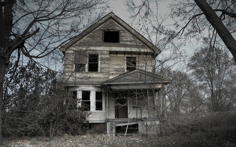 Real Life Haunted Houses