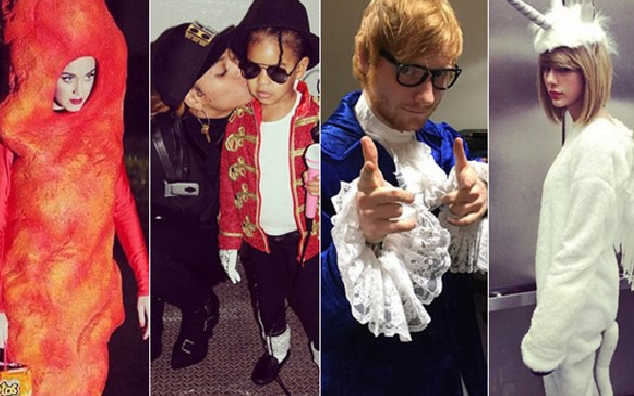 sc 1 st  ZM & The Best Celeb Halloween Costumes of 2014