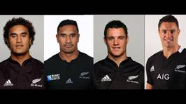 The All Blacks - Then And Now