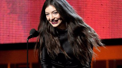 "Listen to Lorde, Age 12, Cover Kings of Leon's ""Use Somebody"""
