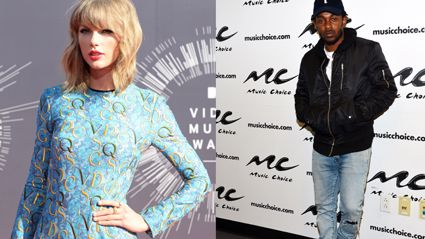 Kendrick Lamar & Taylor Swift Mashup is Great