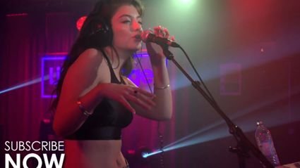 Lorde Covers Jeremih's 'Don't Tell 'Em' in the Live Lounge