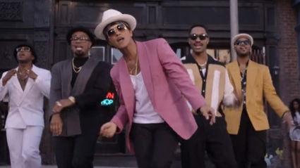 Mark Ronson & Bruno Mars - Uptown Funk Music Video