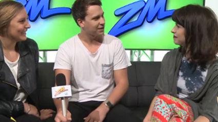 ZMTV - Guy & Georgia Chat to Kimbra