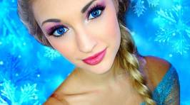 Teen Who Looks Like Elsa From Frozen is Now Set to Make it Big With TV Offers and Modelling Contracts