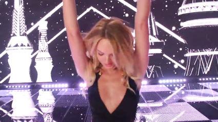 "Victoria's Secret Models Lip Sync ""Shake It Off"""