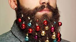 Christmas Ornaments For Your Beard Now Exist