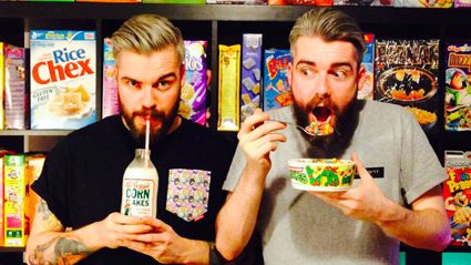 This Cereal Cafe That's Opened in London is Perfect