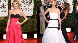 Golden Globes 2014 - All the Styles - Good and Bad!