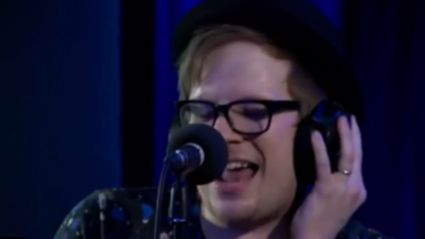 Fall Out Boy Cover Mark Ronson's 'Uptown Funk'