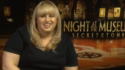 ZMTV - PJ Talks to Rebel Wilson