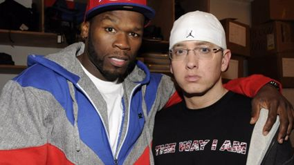 Eminem and 50 Cent Have A New Record on the Way