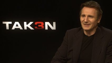 ZMTV - PJ Interviews Liam Neeson