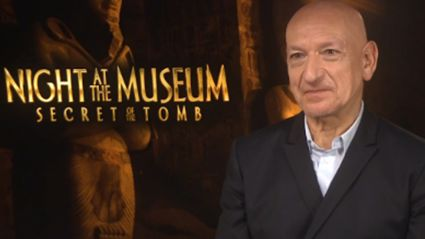 ZMTV - PJ Interviews Sir Ben Kingsley