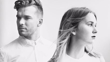 Listen - Broods Perform Four Walls